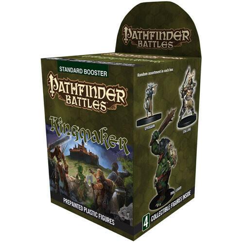 Pathfinder Battles Kingmaker Booster Box