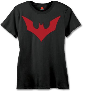 Batwoman Tshirt Womens S