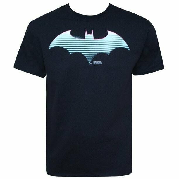 Batman Neon T-shirt XXL