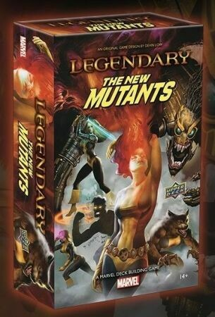 Legendary: The New Mutants