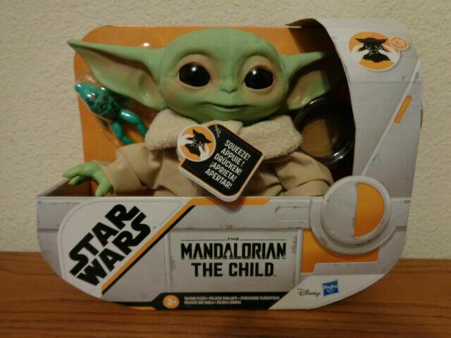 "Star Wars The Child ""Baby Yoda"" Talking Plush"
