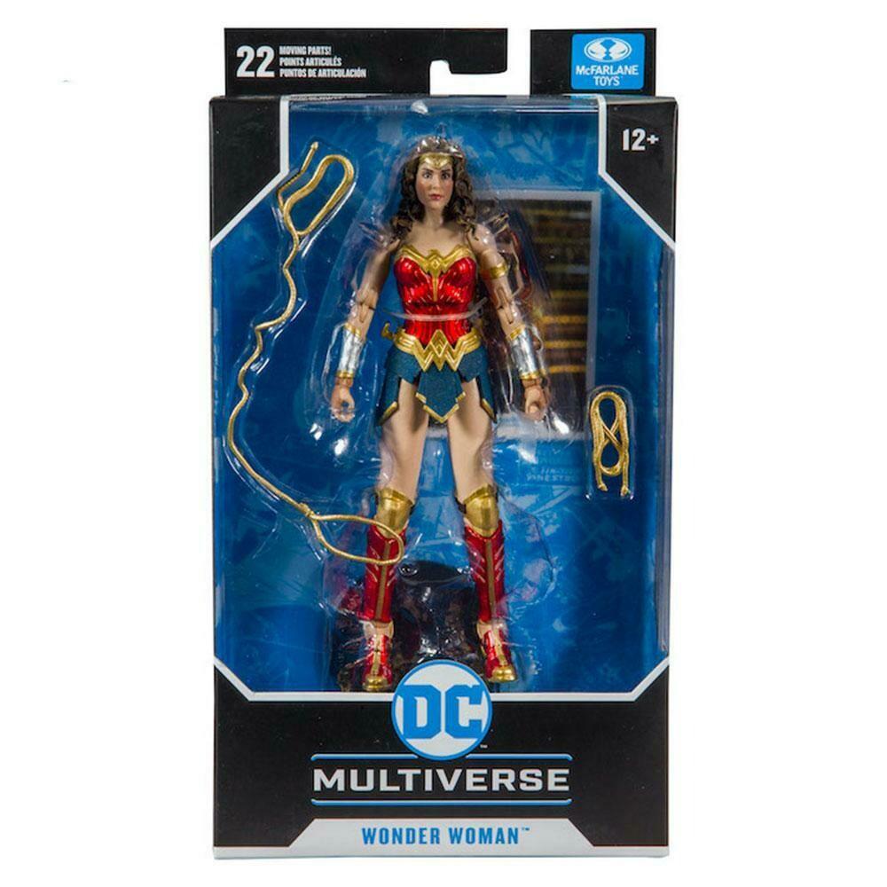 DC Multiverse Wonder Woman