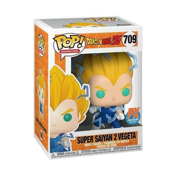 Super Saiyan 2 Vegeta Pop!