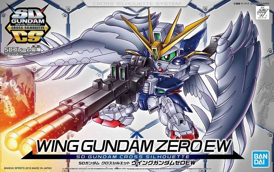 Cross Silhouette Wing Gundam Zero EW