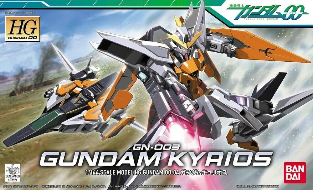 HG Gundam Kyrios
