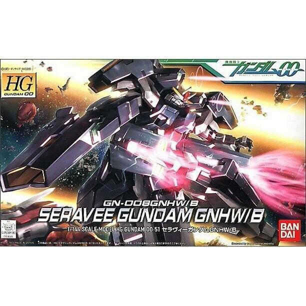HG Seravee Gundam