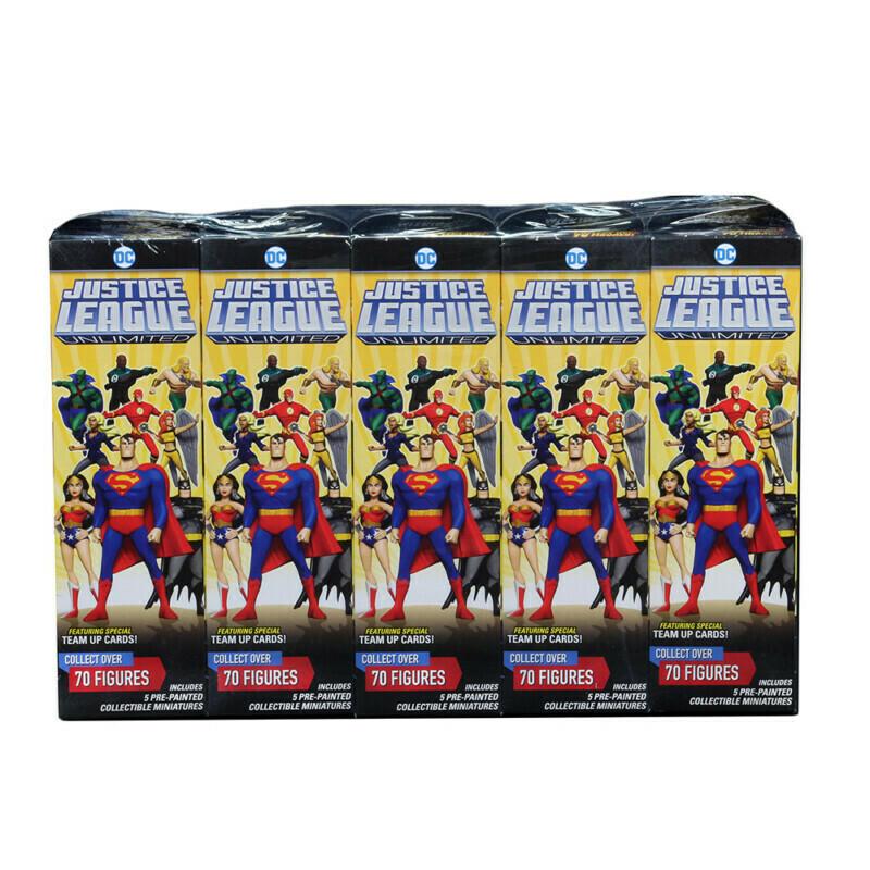 Justice League Unlimited Heroclix Brick