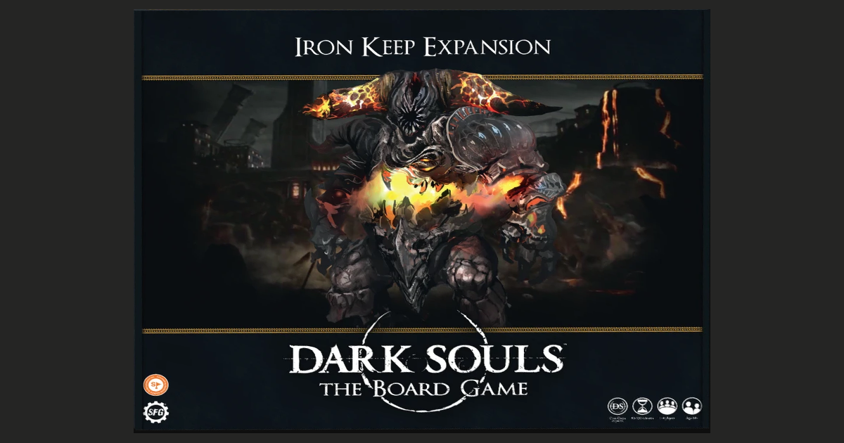 Dark Souls: Iron Keep Expansion