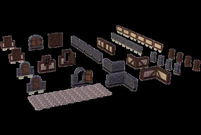 WarLock Tiles Expansion Pack