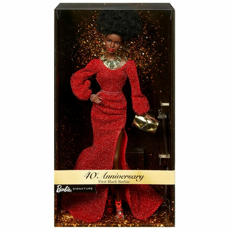 40th Anniversary First Black Barbie