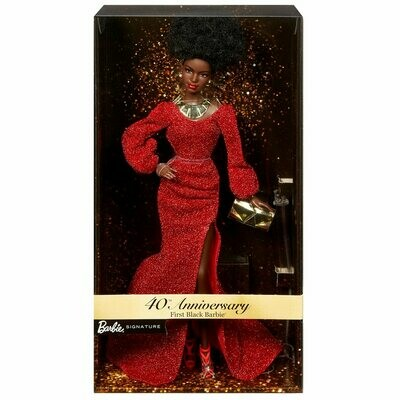 40th Anniversary First Black Barbie