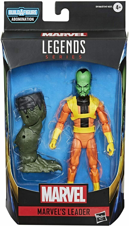 Marvel Legends Marvel's Avengers Leader (Abomination BAF?