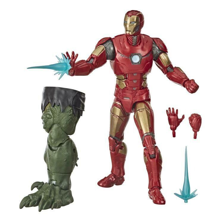 Marvel Legends Marvel's Avengers Iron Man (Abomination BAF)