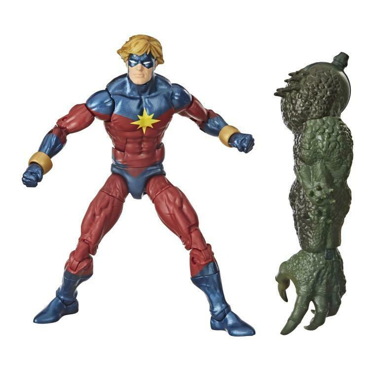 Marvel Legends Marvel's Avengers Mar-Vell (Abomination BAF)