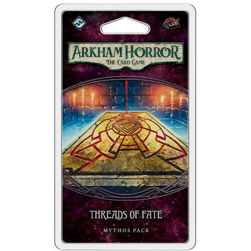 Arkham Horror TCG: Threads Of Fate