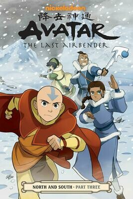 Avatar: The Last Airbender - North And South Part One