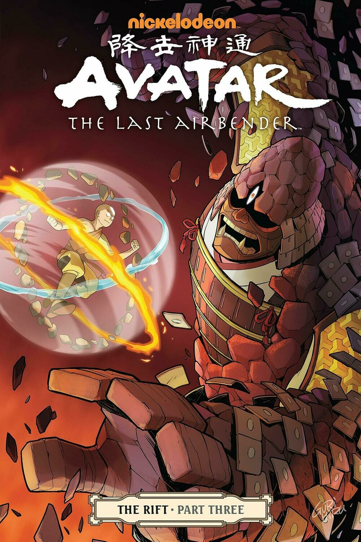 Avatar: The Last Airbender - The Rift Part Three