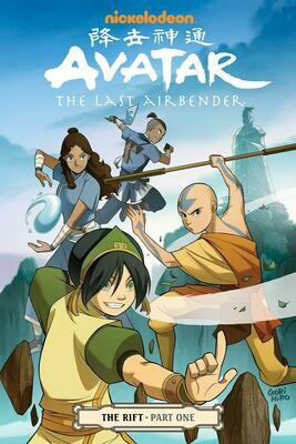 Avatar: The Last Airbender - The Rift Part One