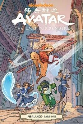 Avatar: The Last Airbender - Imbalance Part 1