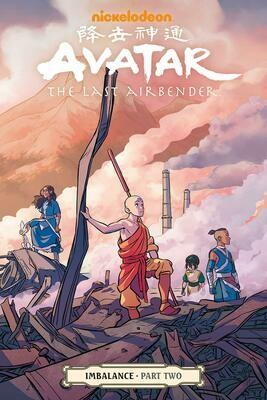 Avatar: The Last Airbender - Imbalance Part 2