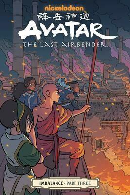 Avatar: The Last Airbender - Imbalance Part 3