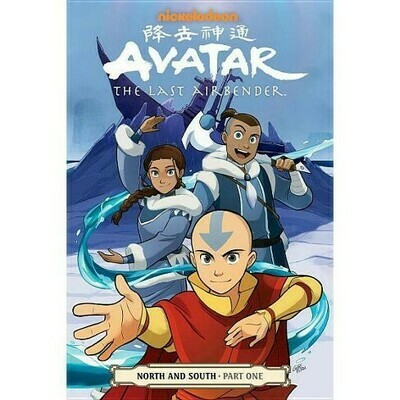 Avatar: The Last Airbender - North And South Part Three