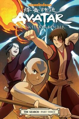 Avatar: The Last Airbender - The Search Part Three