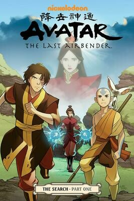 Avatar: The Last Airbender - The Search Part One