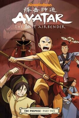 Avatar: The Last Airbender - The Promise Part Two