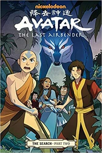 Avatar: The Last Airbender - The Search Part Two