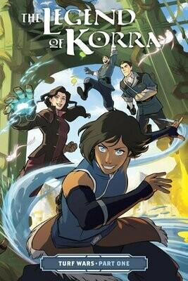 Avatar: The Legend Of Korra - Turf Wars Part One
