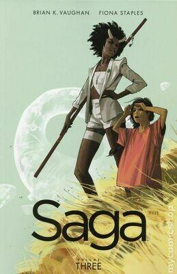 Saga TPB #3
