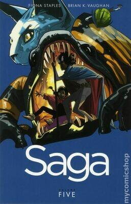 Saga TPB #5