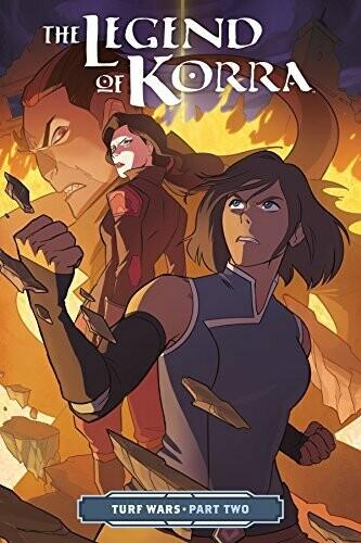 Avatar: The Legend Of Korra - Turf Wars Part Three