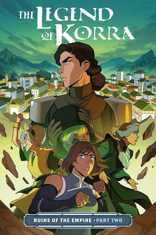 Avatar: The Legend Of Korra - Turf Wars Part Two
