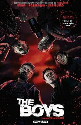 The Boys TPB #1