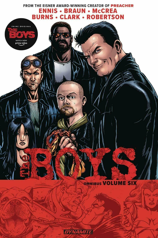 The Boys TPB #6