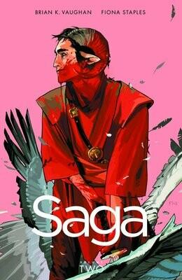Saga TPB #2