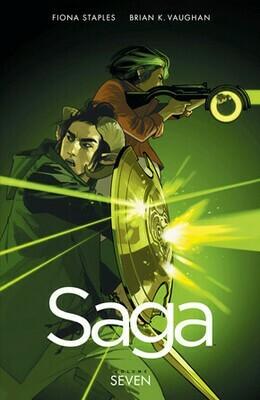 Saga Vol. 7 TPB