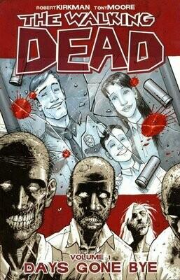 The Walking Dead TPB #1