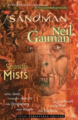 The Sandman: Season Of Mist TPB #4