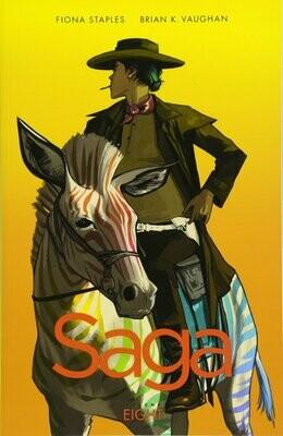 Saga Vol. 8 TPB