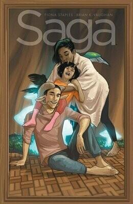 Saga Vol. 9 TPB