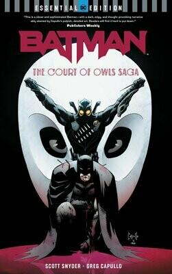 Batman: The Court Of Owls Saga TPB