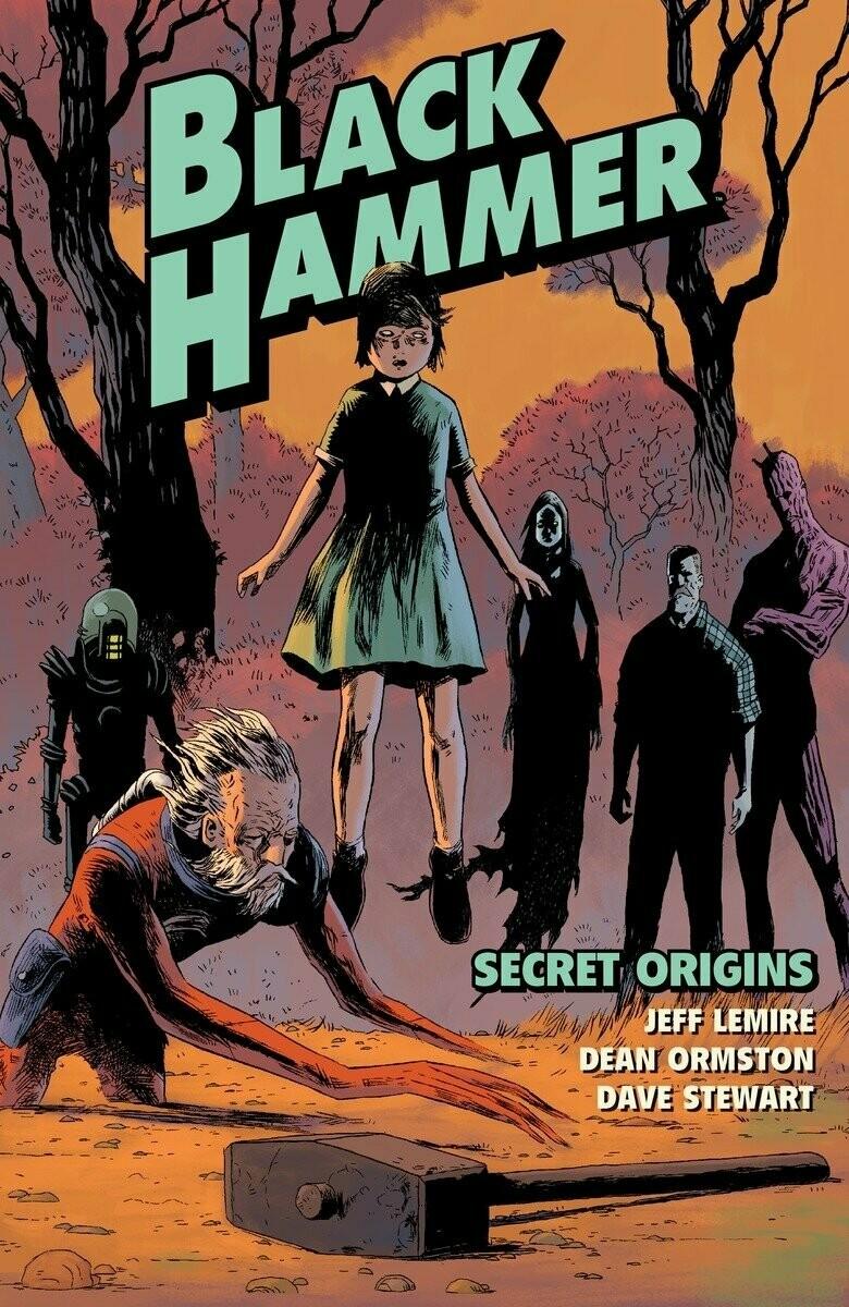 Black Hammer Vol. 1 TPB