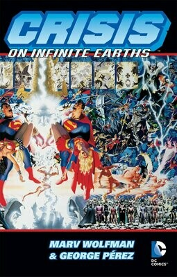 Crisis On Infinite Earths TPB