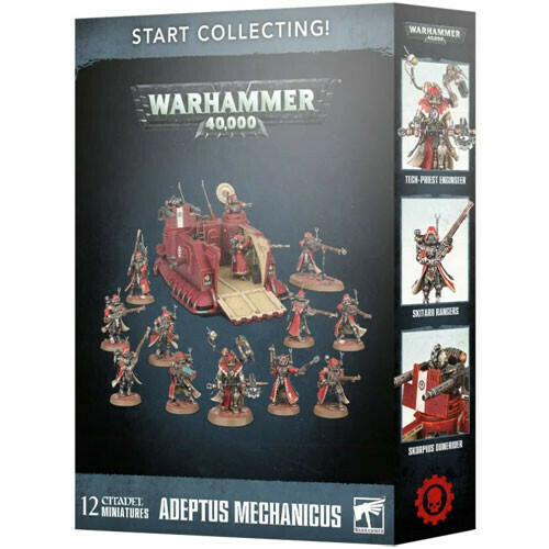 Start Collecting! Adeptus Mechanicus v2.0