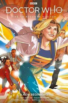 Doctor Who: The Thirteenth Doctor - A New Beginning
