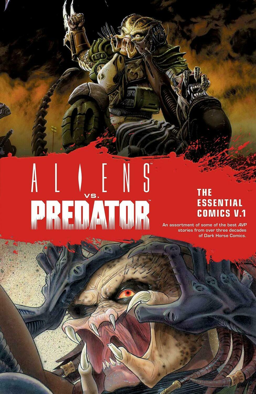 Aliens Vs. Predator: The Essential Comics V.1