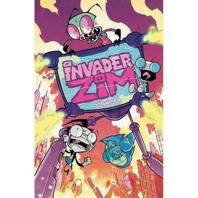 Invader Zim: Volume 1